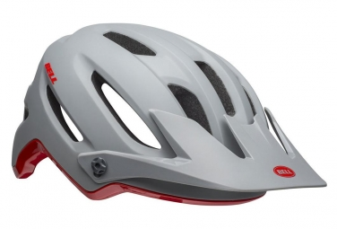 Casque Bell 4Forty Grey/Crimson
