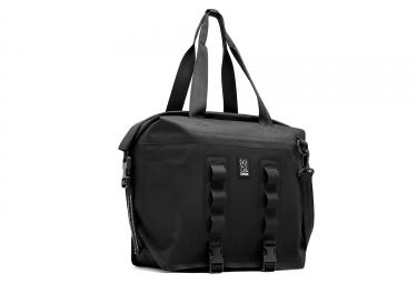 Chrome Urban EX 40L Rolltop Tote Bag Black