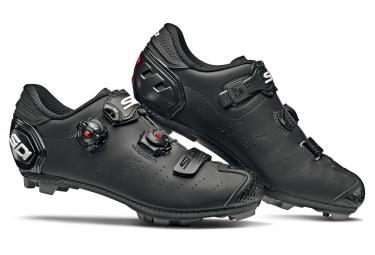 Chaussures vtt sidi dragon 5 srs noir mat 40