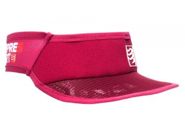 Compressport Spiderweb Ultralight Visor Pink