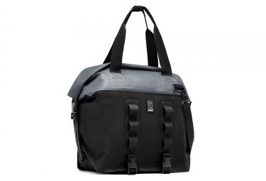 Chrome Urban EX 40L Rolltop Tote Bag Grey Black