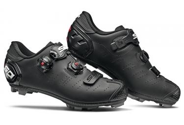 Chaussures VTT Sidi Dragon 5 SRS Mega Noir Mat