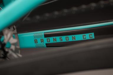 Cuadro Santa Cruz Bronson 3 Carbono 27.5 '' Azul 2019