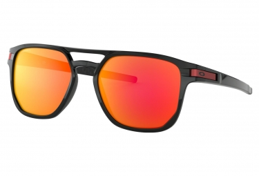 Oakley Sunglasses Latch Beta / Polished Black / Prizm Ruby / Ref. OO9436-0754