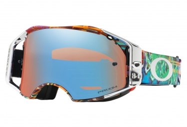Masque Oakley Airbrake MX Jeffrey Herlings Signature Series / Graffito Rwb / Prizm Mx Sapphire / Ref. OO7046-53
