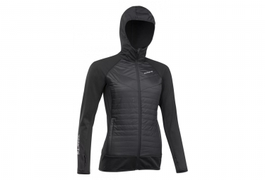 Raidlight Wintertrail Hybrid Women's Jacket Black