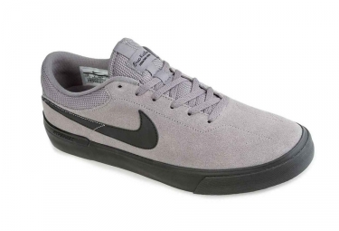 NIKE SB Koston Hypervulc Shoes Gunsmoke / Black