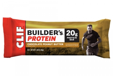 Clif Bar Builder's Protein Bar Chocolate Peanut Butter
