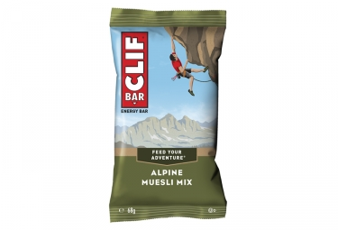 Clif Bar Alpine Müsli Mix Energieriegel