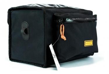 Restrap Handlebar Bag Rando Bag Large Black