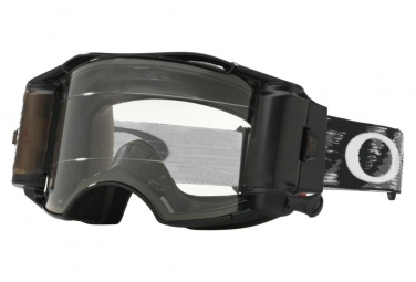 Oakley Mask Airbrake Mx Jet Black Speed / Jet Black / Clear / Ref. 57-989