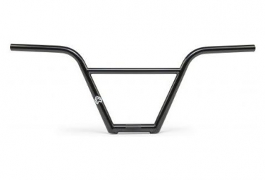 Eclat Strangler BMX Freestyle Manillar 25.4mm Negro
