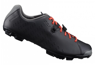Zapatillas Cross Country Shimano SH-XC500SL Noir / Rouge