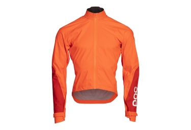 POC Avip Waterproof Jacket Orange