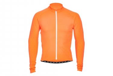 POC Avip Ceramic Thermal Jersey Orange