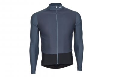 POC Essential Road MID LS Jersey Grey