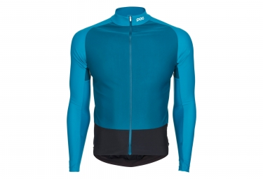 POC Essential Road MID LS Jersey Blue