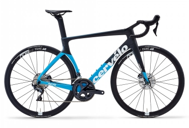 Cervélo S5 Disc Road Bike Shimano Ultegra 8020 11S Black Blue 2019