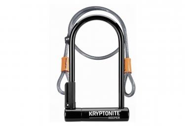 Antivol en U Kryptonite U-Keeper 12 STD avec Câble KryptoFlex