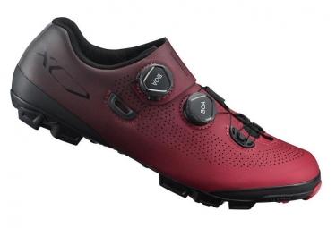 Chaussures VTT SHIMANO XC701 Rouge