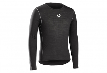 Baselayer Long sleeves Bontrager B2 Black