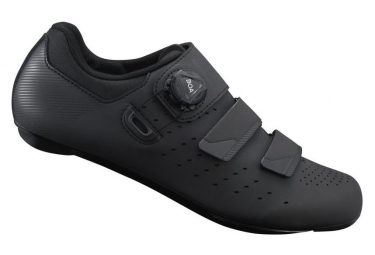 SHIMANO RP400 Large Road Shoes Black