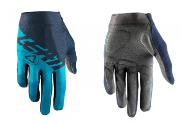 Leatt DBX 1.0 Glove Blue