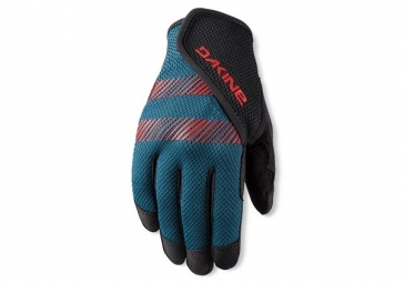 Gants vtt dakine junior prodigy kids glove blue