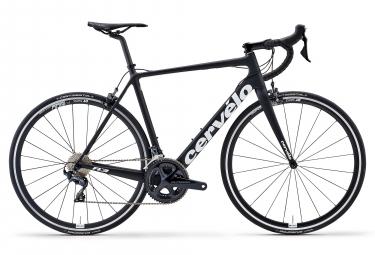 Vélo de Route Cervelo R3 Rim Shimano Ultegra 11V 2020 Noir / Blanc