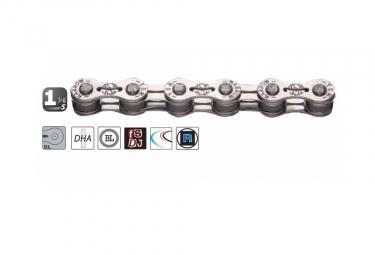 Yaban Half Link Chain SH410 1/2'' X 1/8'' Silver