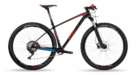 MTB Semi Rígida BH Ultimate RC 6.0 29'' Noir / Rouge 2019