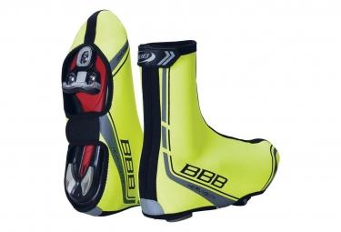 BBB HeavyDuty OSS Shoe covers Neon Yellow