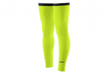 BBB Leg Warmers Neon Yellow
