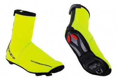Couvre-Chaussures BBB WaterFlex Jaune Fluo