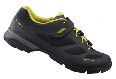 Zapatillas All Mountain Shimano MT501  Noir / Jaune