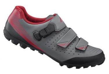 Shimano ME301  Cycling Shoes Gris / Rouge