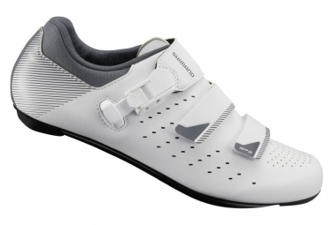 SHIMANO RP301 Road Shoes White