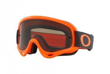 Oakley Mask O-Frame MX Gunmetal Orange / Dark Grey / Ref. OO7029-47