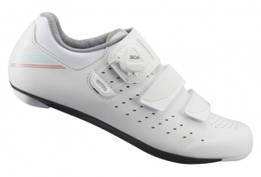 Chaussures Route Femme SHIMANO RP400 Blanc