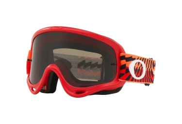 Oakley Mask O-Frame MX Red Orange / Dark Grey / Ref. OO7029-49
