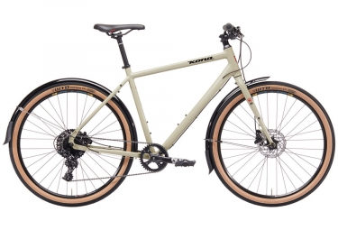 Kona DR Dew  City Bike 27.5'' Blanc