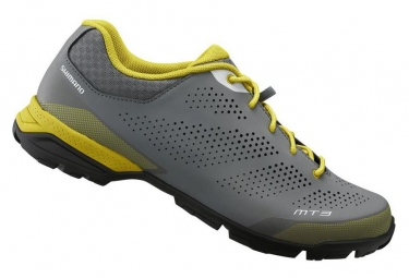 SHIMANO MT301 MTB Shoes Grey Yellow