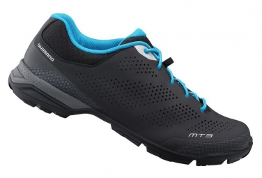 SHIMANO MT301 MTB Shoes Black Blue