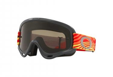 Masque Oakley XS O-Frame MX Wind Tunnel Ryo / Dark Grey / Ref. OO7030-18