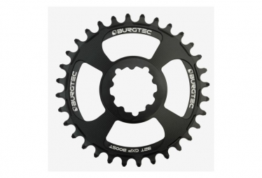 Burgtec GXP Chainring GXP Boost Thick Thin / 3mm Offset / Black