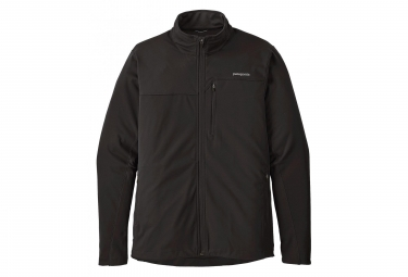 Patagonia Wind Shield Softshell Black