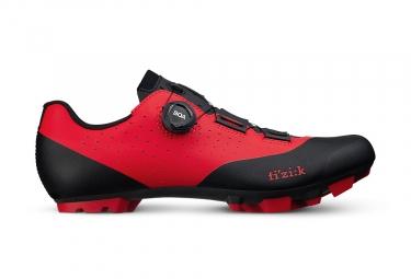 Zapatillas Cross Country FIZIK Vento Overcurve X3 Rouge / Noir