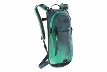 Evoc Stage 3L Backpack Slate Grey Neon Green