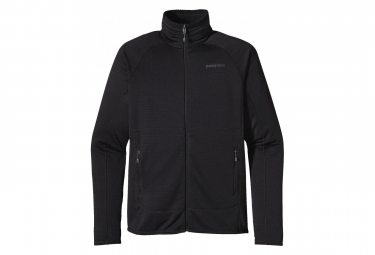 Patagonia R1 Fleece Black