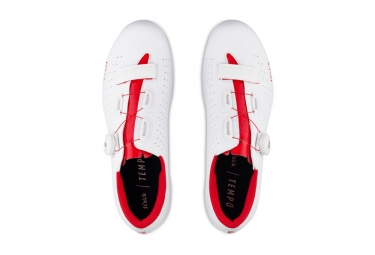 FIZIK Tempo Overcurve R5 Road Shoes 2019 White / Red